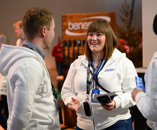 Account Managers at Salesforce Basecamp Helsinki 2019